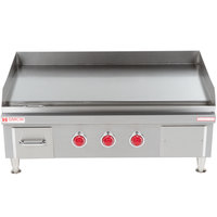 Cecilware EL1836 36 inch Electric Griddle - 208V