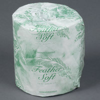 VonDrehle 4521 Feather Soft Individually-Wrapped 2-Ply 500 Sheet Bath Tissue - 48 / Case
