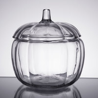 Anchor Hocking 85623R9 2.2 Qt. Pumpkin Jar with Lid
