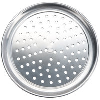 American Metalcraft PHATP18 18 inch Perforated Heavy Weight Aluminum Wide Rim Pizza Pan