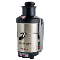 Robot Coupe J80 Ultra Automatic Juicer with Pulp Ejection - 120V, 3000 RPM