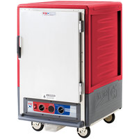 Metro C535-MFS-L C5 3 Series Moisture Heated Holding and Proofing Cabinet - Solid Door