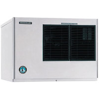 Hoshizaki KML-451MAH Low Profile Modular 30 inch Air Cooled Crescent Cube Ice Machine - 401 lb.