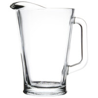Libbey 5260 1.9 qt. Glass Pitcher 6 / Case