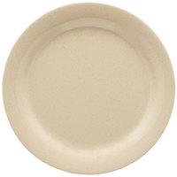 GET BF-060-S 6 1/4 inch Tahoe Sandstone Plate - 48 / Case