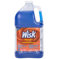 1 Gallon Diversey Wisk Deep Clean 95833870 Laundry Detergent (HE) - 4/Case
