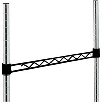 Metro H148-DBM Black Matte Hanger Rail 48 inch