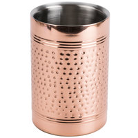 American Metalcraft SW4C Hammered Copper Wine Cooler