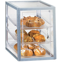 Cal-Mil 268-S Aluminum Display Case with Front Door - 13 1/2 inch x 19 3/4 inch x 18 1/2 inch