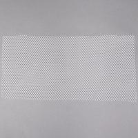2' Clear Plastic Mesh Bar Mat / Shelf Liner