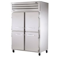True STG2F-4HS Specification Series Two Section Four Solid Half Door Reach In Freezer - 56 Cu. Ft.
