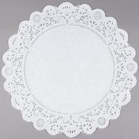 16 inch Lace Normandy Grease Proof Doilies 250 / Pack