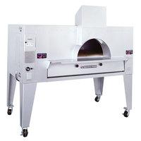Bakers Pride FC-616 IL Forno Classico Liquid Propane Brick Lined Deck Oven - 60 inch