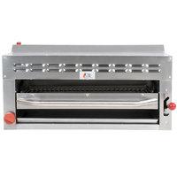 Cooking Performance Group CPG-SB-36 Natural Gas 36 inch Salamander - Range / Wall Mount