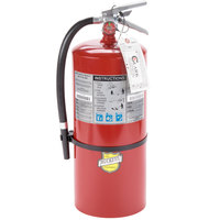 Buckeye 20 lb. ABC Fire Extinguisher - Rechargeable Tagged - UL Rating 20A-120B:C