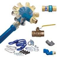 36 inch Dormont 1675KITS SwivelMAX Gas Connector Kit - 3/4 inch Diameter