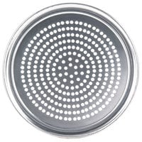 American Metalcraft HATP20SP 20 inch SuperPerforated Wide Rim Pizza Pan - Heavy Weight Aluminum