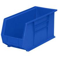 Metro MB30265B Blue Stack Bin 18 inch x 8 1/4 inch x 9 inch