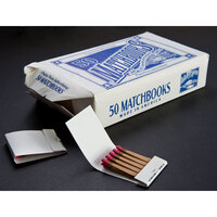 Book of Matches 2000 / Case