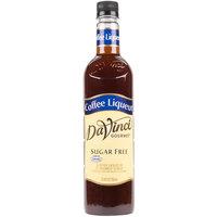 DaVinci Gourmet 750 mL Coffee Liqueur Sugar Free Flavoring Syrup