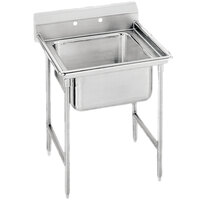 Advance Tabco 93-1-24 Regaline One Compartment Stainless Steel Sink - 25 inch
