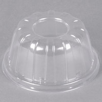 Dart 20HDLC Clear High Dome Lid - 50/Pack