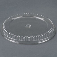 Genpak 95A08 Clear Lid for 8 inch Round Pans - 200/Case
