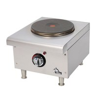 Star Max 501FF Single Burner Electric Hot Plate - 208/240V