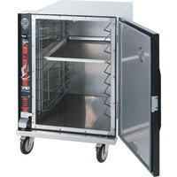 Metro TC90BB FlavorHold Half Height Heated Holding Cabinet with Bumper - Holds Nine 18 inch x 26 inch Bun Pans