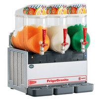 Cecilware FrigoGranita MT3UL Triple 2.5 Gallon Slush Machine - 120V