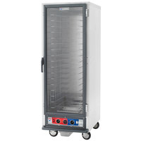 Metro C519-CFC-4 Full-Size Uninsulated Holding/Proofing Cabinet- Clear Door 120V