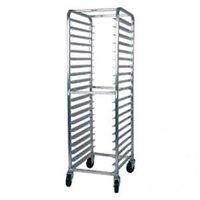 Winholt AL-1820B/XB 20 Pan End Load Aluminum Bun / Sheet Pan Rack - Assembled