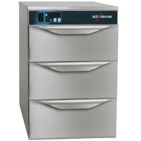Alto-Shaam 500-3DN Narrow Three Drawer Warmer