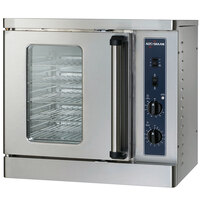 Alto-Shaam ASC-2E Platinum Series Half Size Electric Convection Oven with Manual Controls - 5,000 Watt