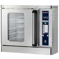 Alto-Shaam ASC-2E/E Platinum Series Half Size Electric Convection Oven with Electronic Controls - 5,000 Watt