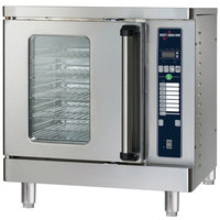 Alto-Shaam ASC-2E/E Platinum Series Half Size Electric Convection Oven with Electronic Controls - 5000W