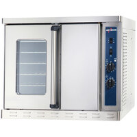 Alto-Shaam ASC-4E Platinum Series Full Size Electric Convection Oven with Manual Controls - 10,400 Watt