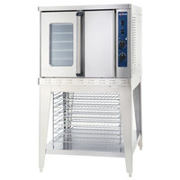 Alto-Shaam ASC-4E Platinum Series Full Size Electric Convection Oven with Manual Controls - 240V, 3 Phase, 10400W