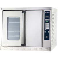 Alto-Shaam ASC-4E/E Platinum Series Full Size Electric Convection Oven with Electronic Controls - 10400W