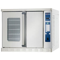 Alto-Shaam ASC-4G / E Platinum Series Full Size Gas Convection Oven with Electronic Controls - 50,000 BTU