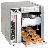 APW Wyott BT-15-2 BagelMaster Conveyor Toaster with 2 inch Opening