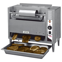 APW Wyott M-83 Vertical Conveyor Bun Grill Toaster