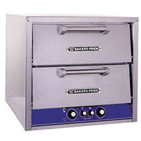 Bakers Pride P-48BL Brick Lined Electric Countertop Bake and Roast Oven - 4300W