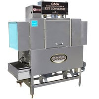 CMA Dishmachines EST-44 High Temperature Conveyor Dishwasher - Right to Left