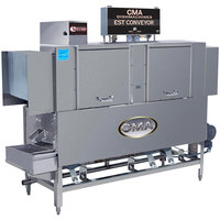 CMA Dishmachines EST-66 High Temperature Conveyor Dishwasher - Left to Right