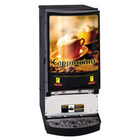 Grindmaster PIC2 Two Flavor Powdered Specialty Beverage Dispenser