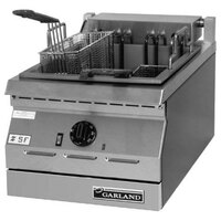 Garland ED-15F Designer Series 17 lb. Electric Commercial Countertop Deep Fryer
