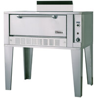 Garland G2121 55 1/4 inch Single Deck Gas Roast Oven - 40,000 BTU
