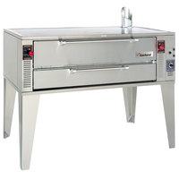 Garland GPD60 75 inch Pyro Deck Gas Pizza Oven - 122,000 BTU