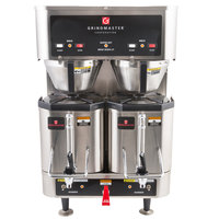 Grindmaster P400E 1.5 Gallon Twin Shuttle Coffee Brewer